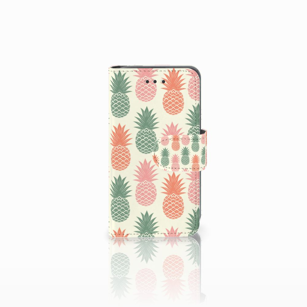 Nokia Lumia 530 Boekhoesje Design Ananas