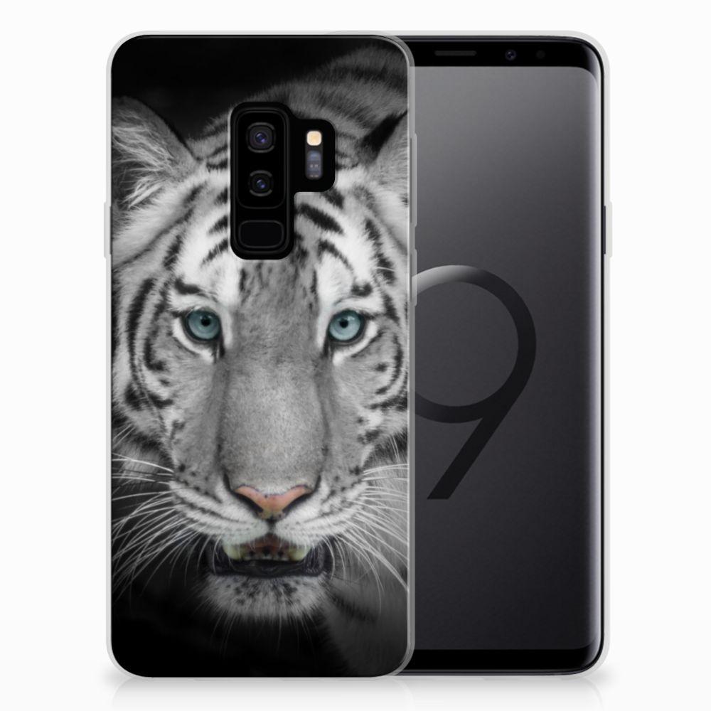 Samsung Galaxy S9 Plus TPU Hoesje Tijger