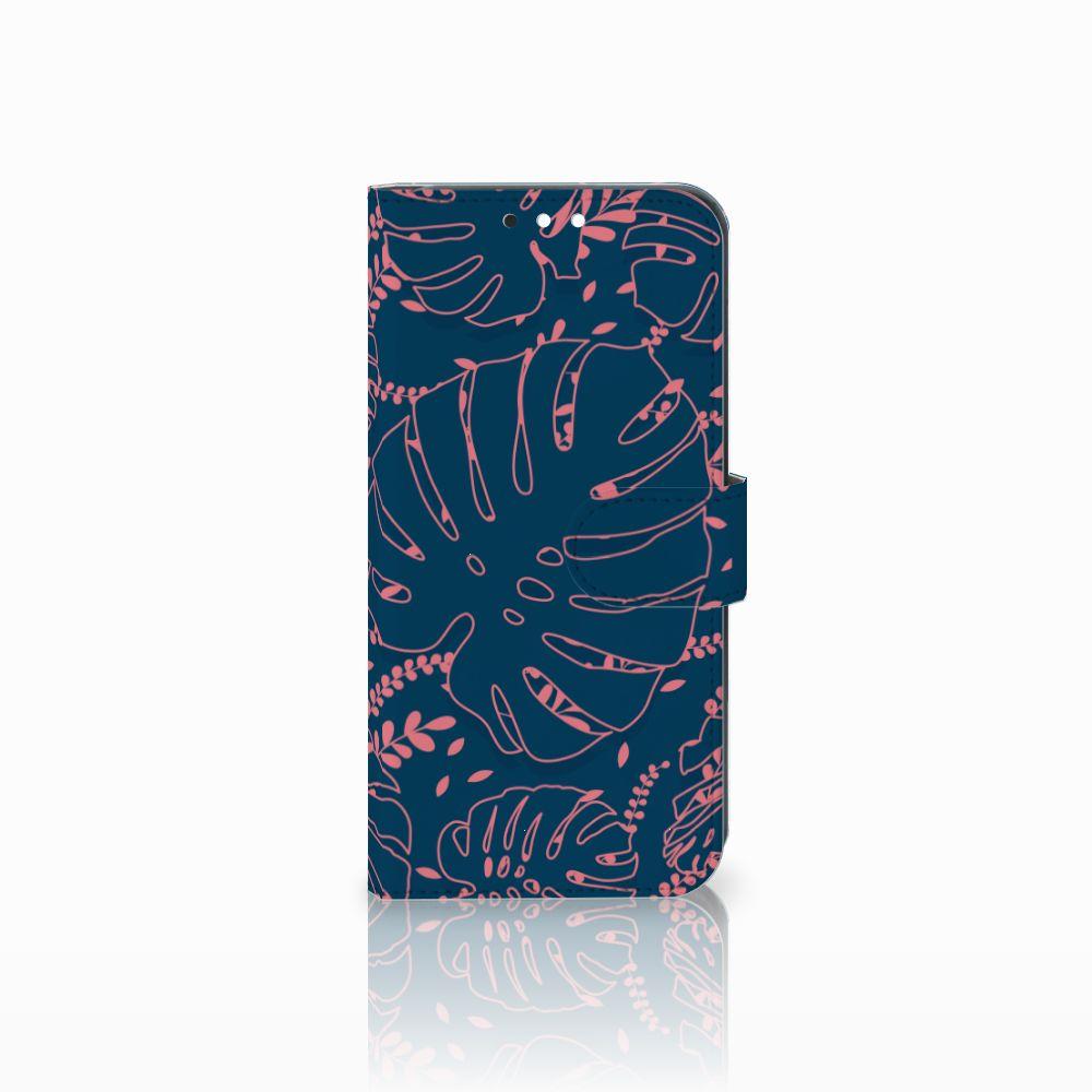 Huawei Mate 10 Lite Boekhoesje Design Palm Leaves