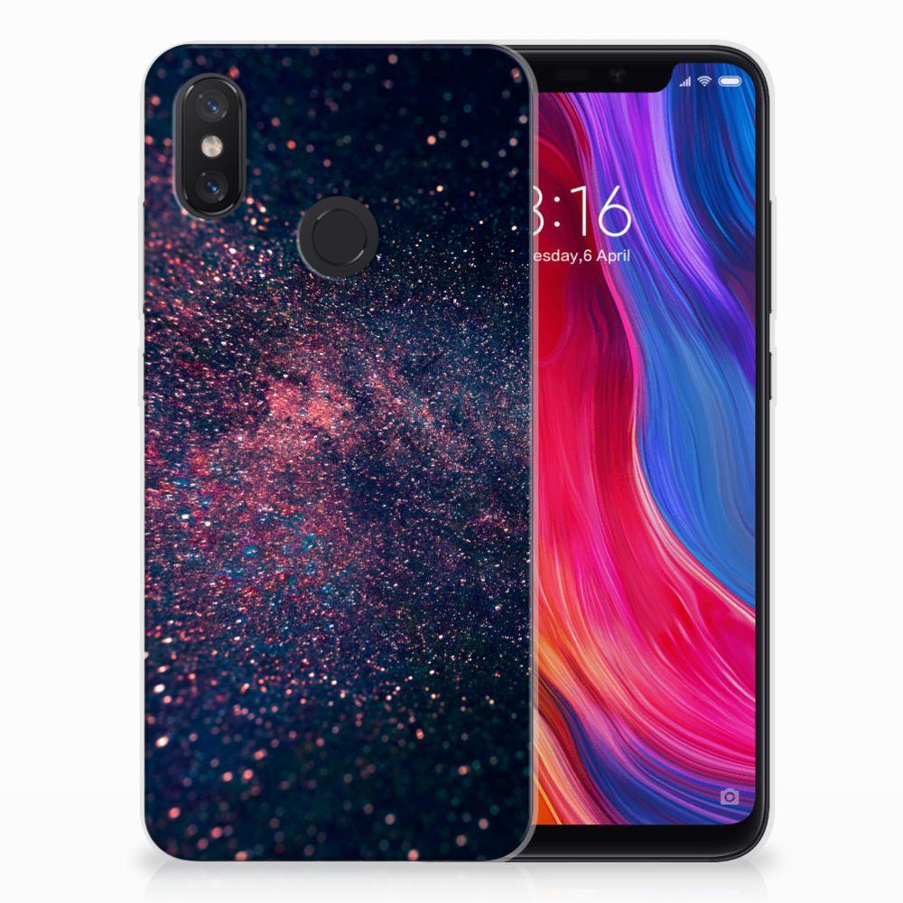 Xiaomi Mi 8 TPU Hoesje Stars