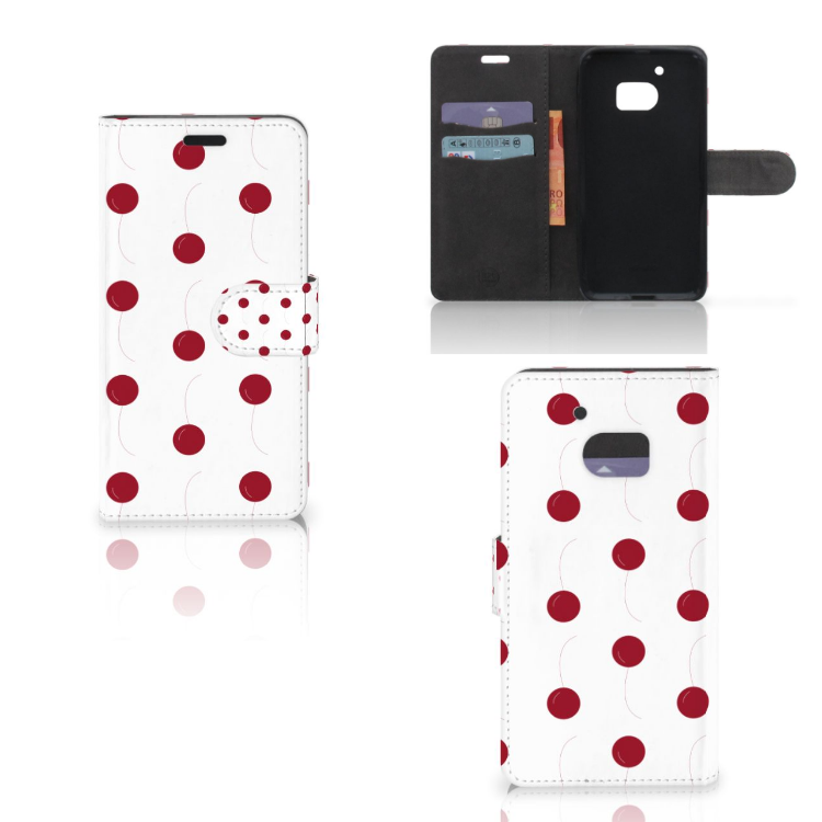 HTC 10 Book Cover Cherries