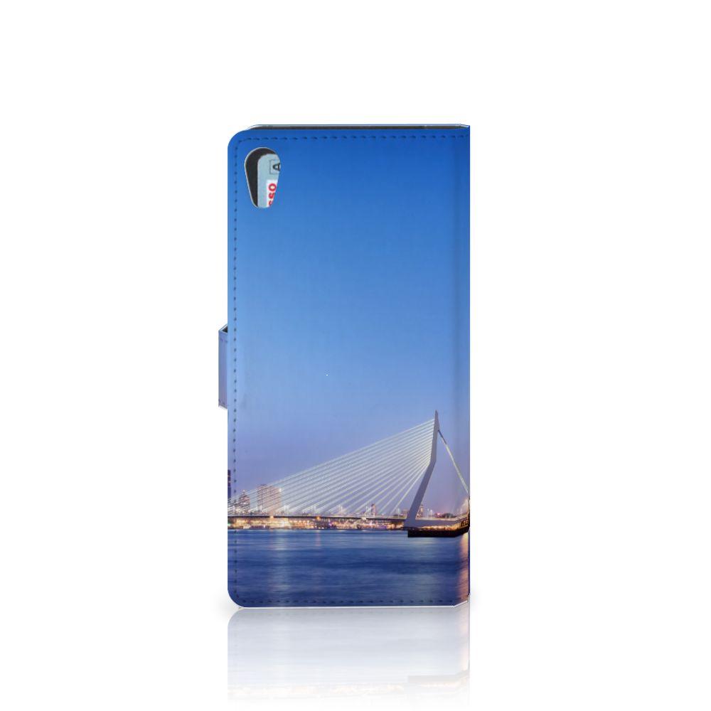Sony Xperia XA1 Ultra Flip Cover Rotterdam