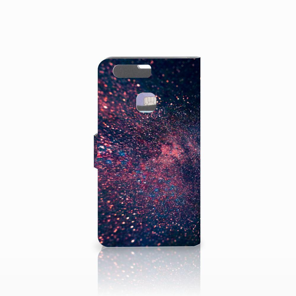 Huawei P9 Plus Bookcase Stars