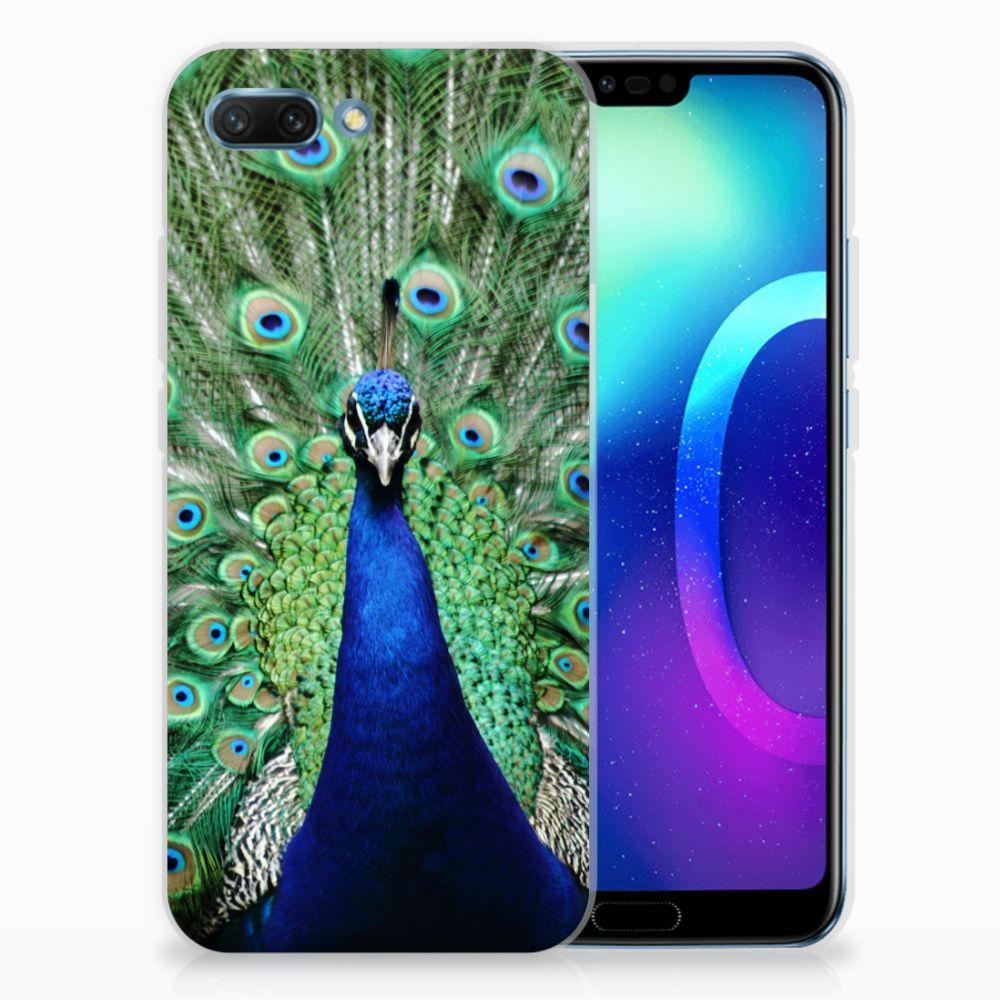 Huawei Honor 10 TPU Hoesje Pauw