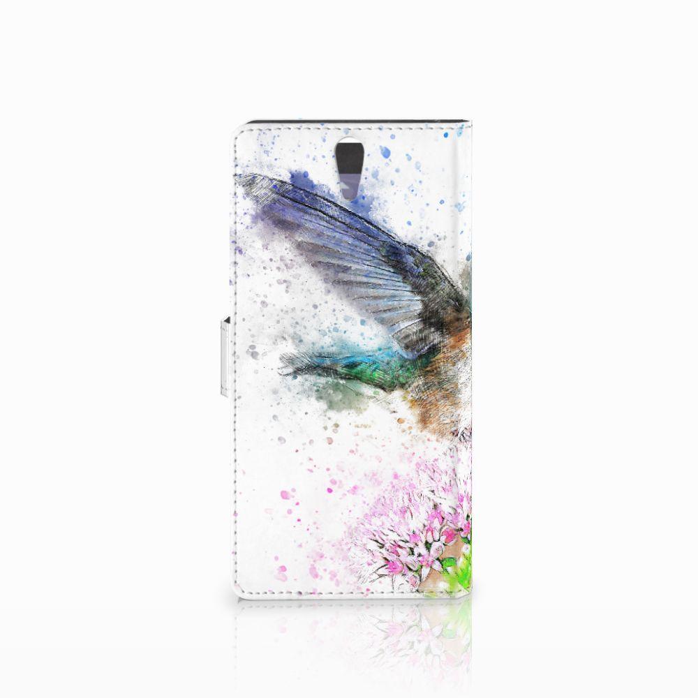 Hoesje Sony Xperia C5 Ultra Vogel