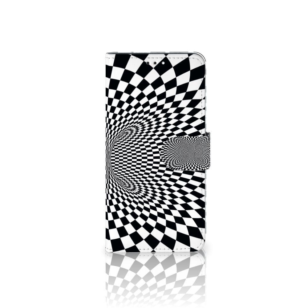Huawei Y6 2018 Boekhoesje Design Illusie