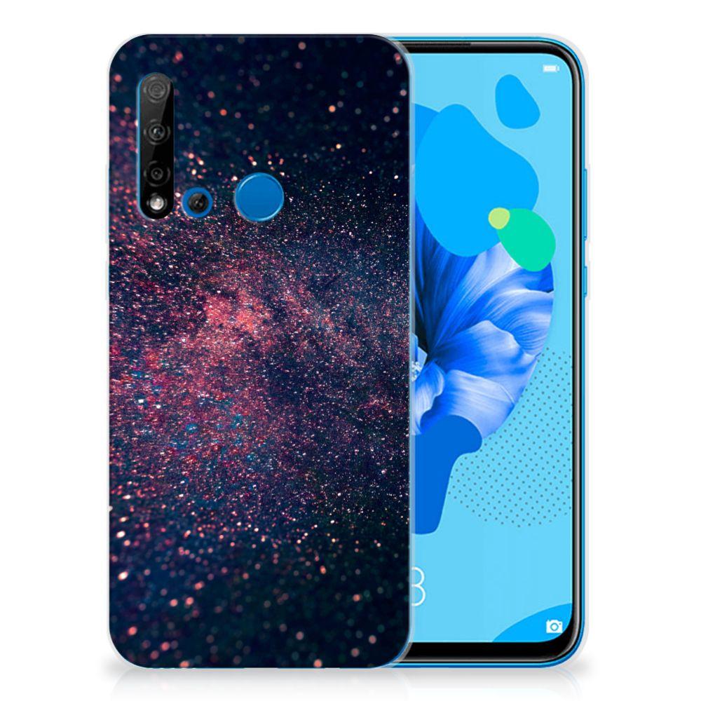 Huawei P20 Lite (2019) TPU Hoesje Stars