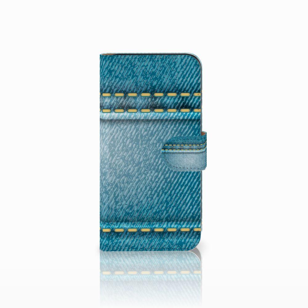 Samsung Galaxy E5 Boekhoesje Design Jeans