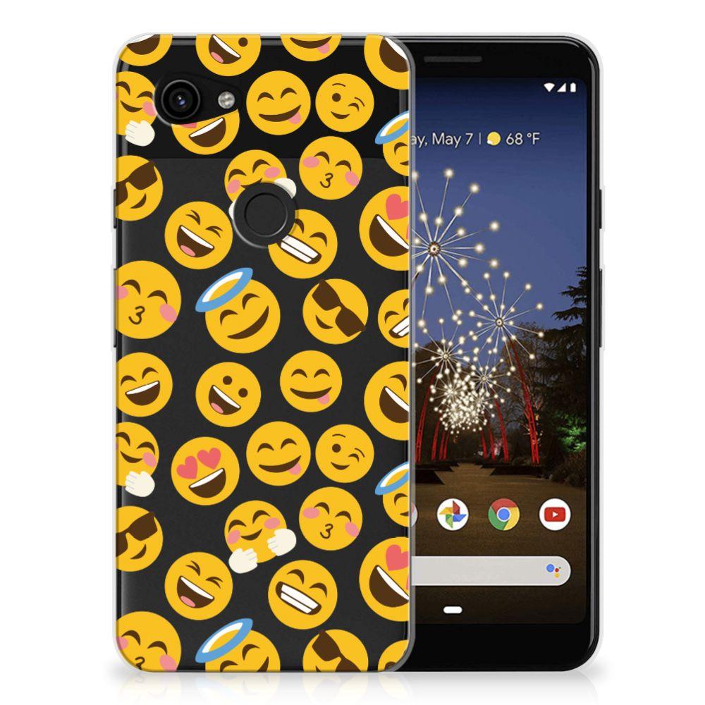 Google Pixel 3A TPU bumper Emoji