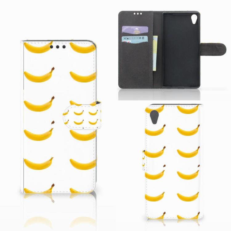 Sony Xperia Z5 Premium Book Cover Banana