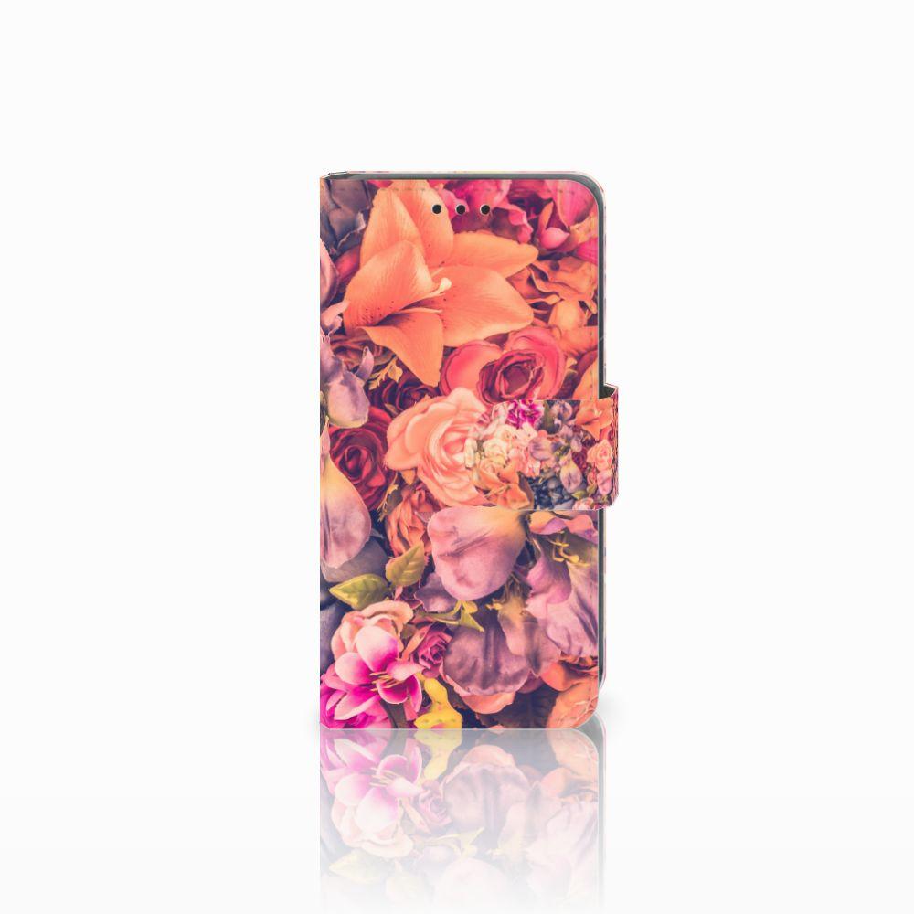 Nokia Lumia 630 Boekhoesje Design Bosje Bloemen