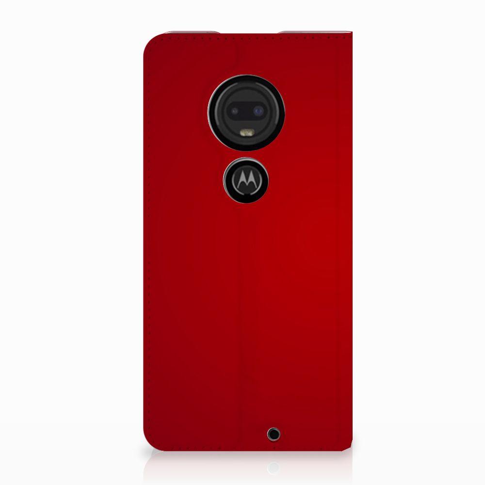 Motorola Moto G7 | G7 Plus Uniek Standcase Hoesje Liefde