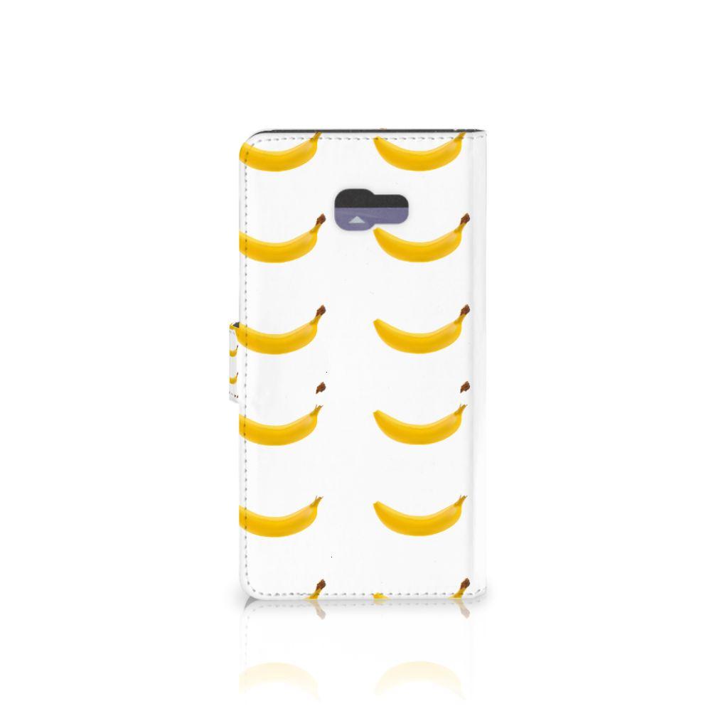 Samsung Galaxy A7 2017 Book Cover Banana