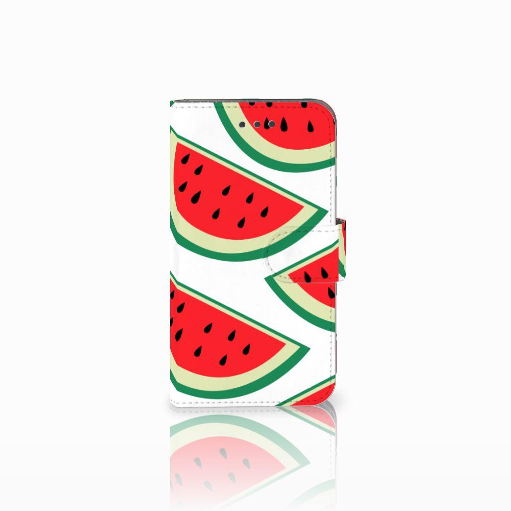 Samsung Galaxy Xcover 3 | Xcover 3 VE Uniek Boekhoesje Watermelons
