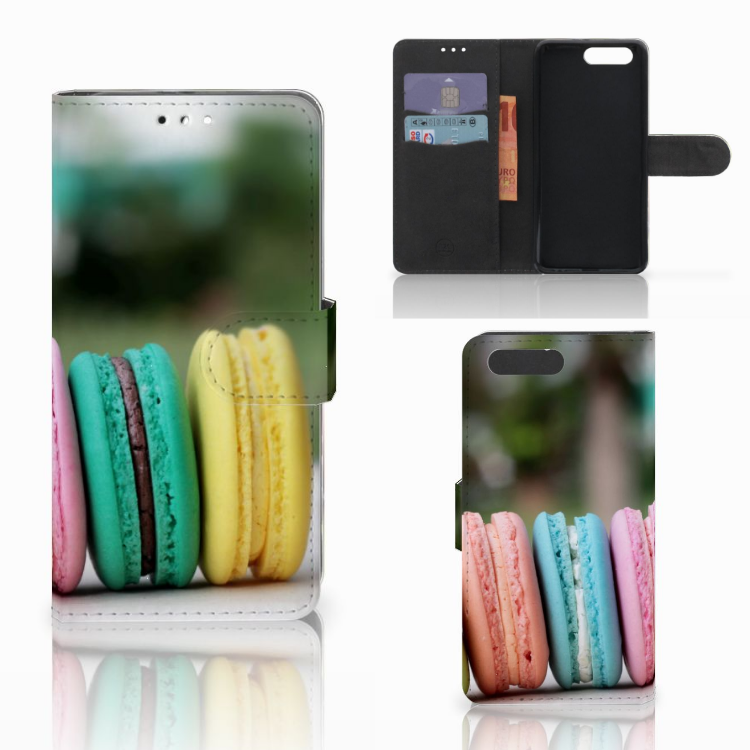 Honor 9 Book Cover Macarons