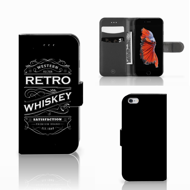 Apple iPhone 6 | 6s Book Cover Whiskey