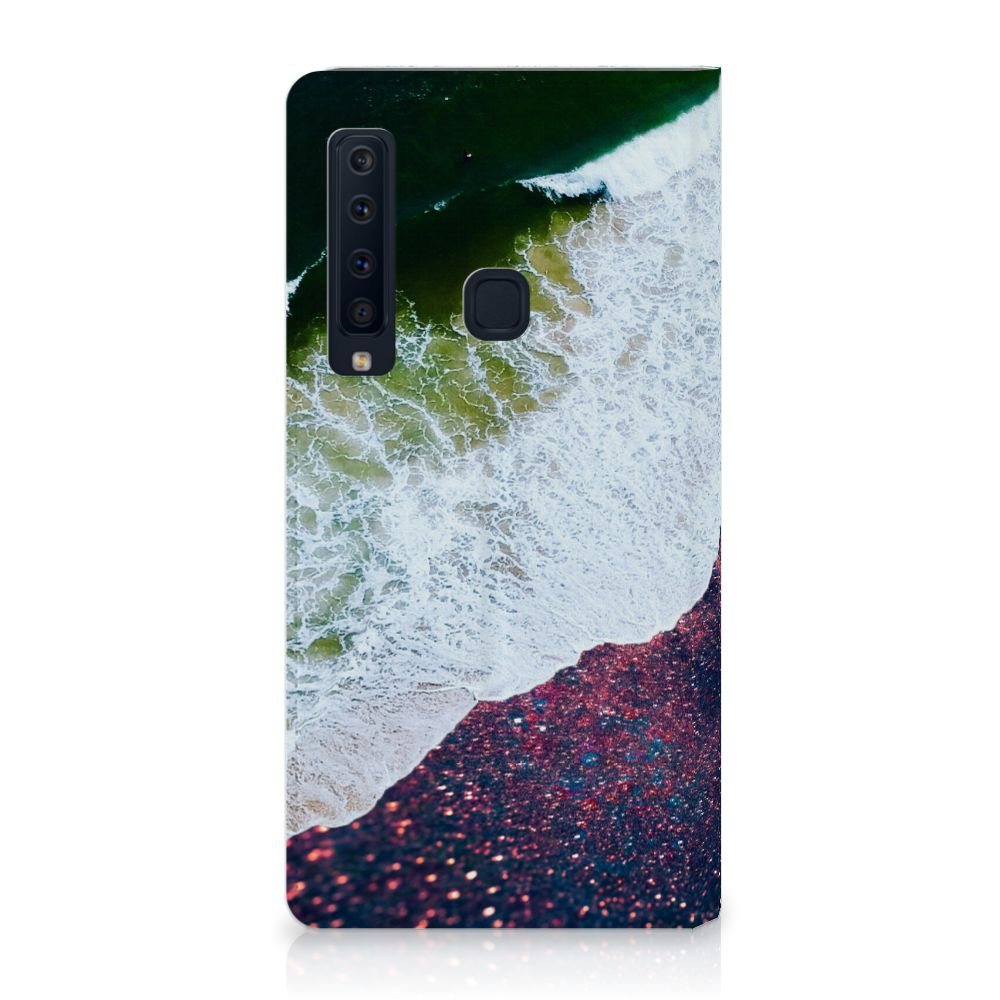 Samsung Galaxy A9 (2018) Stand Case Sea in Space
