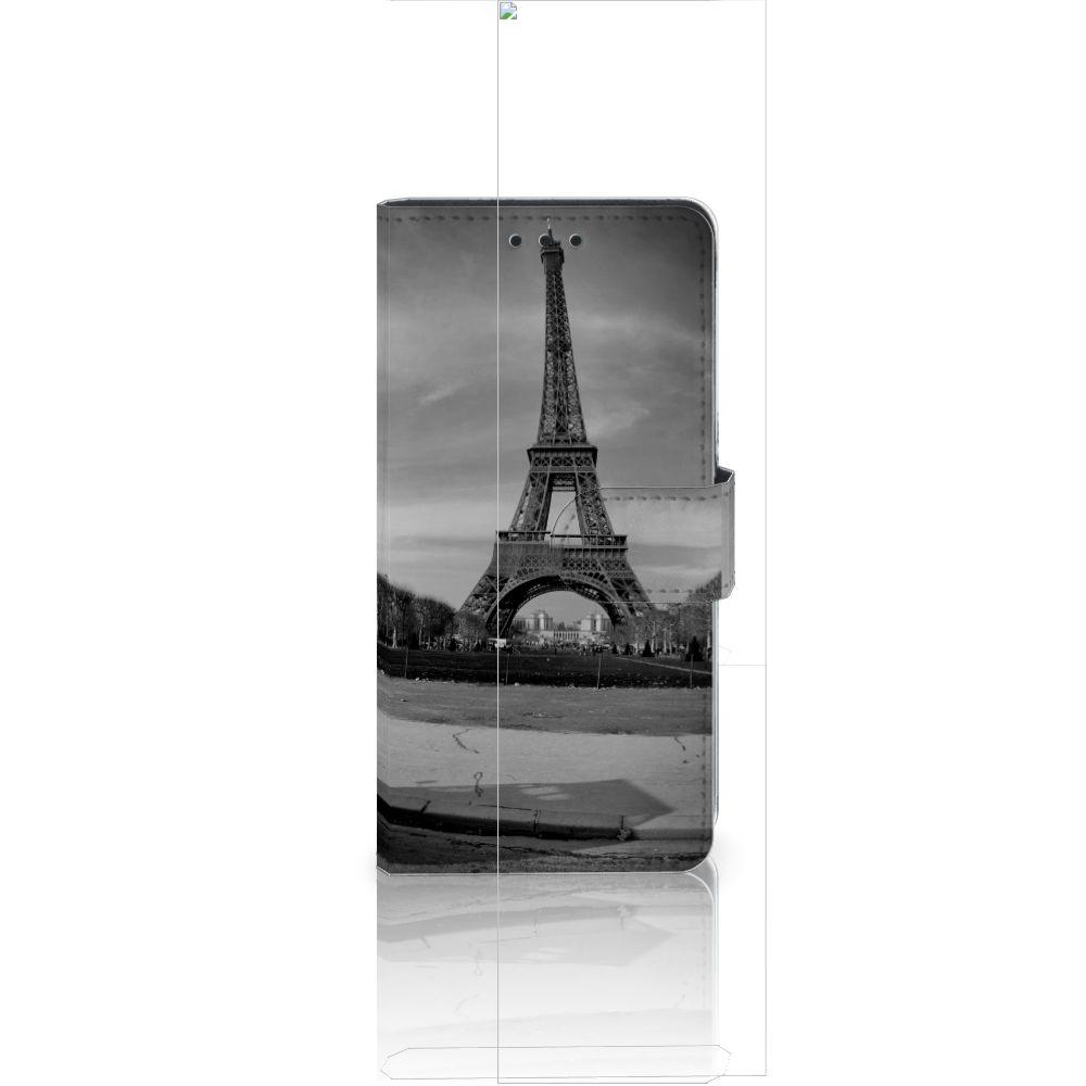 Huawei Ascend P8 Lite Flip Cover Eiffeltoren