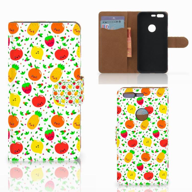 Google Pixel Book Cover Fruits