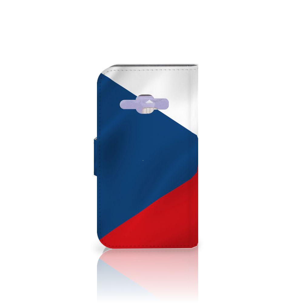 Samsung Galaxy J1 2016 Bookstyle Case Tsjechië