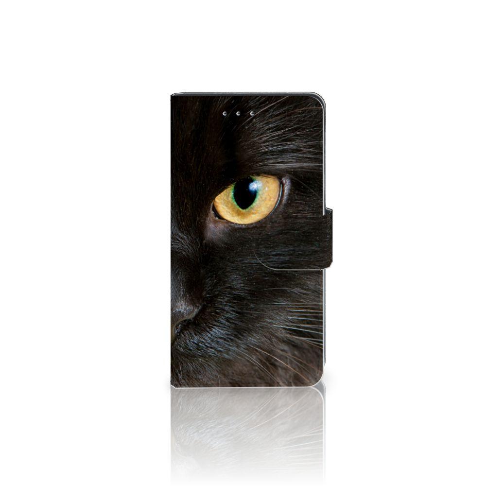Motorola Moto G 3e Generatie Uniek Boekhoesje Zwarte Kat