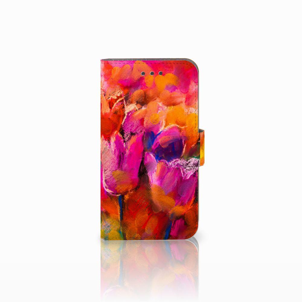 Samsung Galaxy Xcover 3 | Xcover 3 VE Boekhoesje Design Tulips