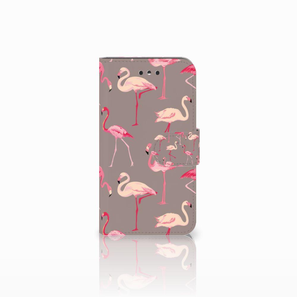 Nokia 1 Uniek Boekhoesje Flamingo