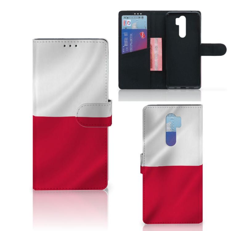 Xiaomi Note 8 Pro Bookstyle Case Polen