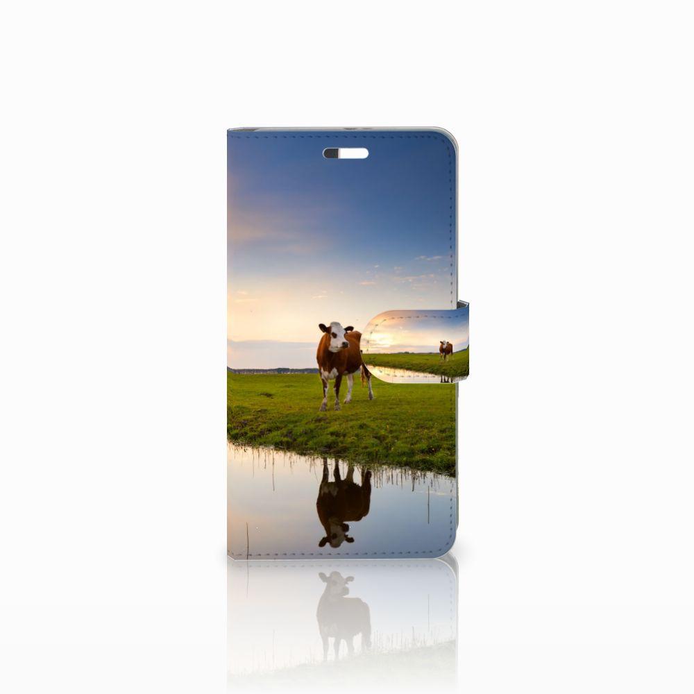Huawei P9 Plus Boekhoesje Design Koe