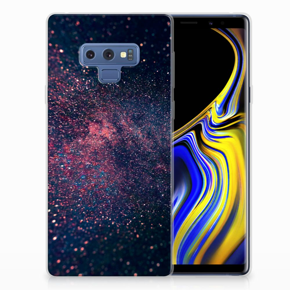 Samsung Galaxy Note 9 TPU Hoesje Stars