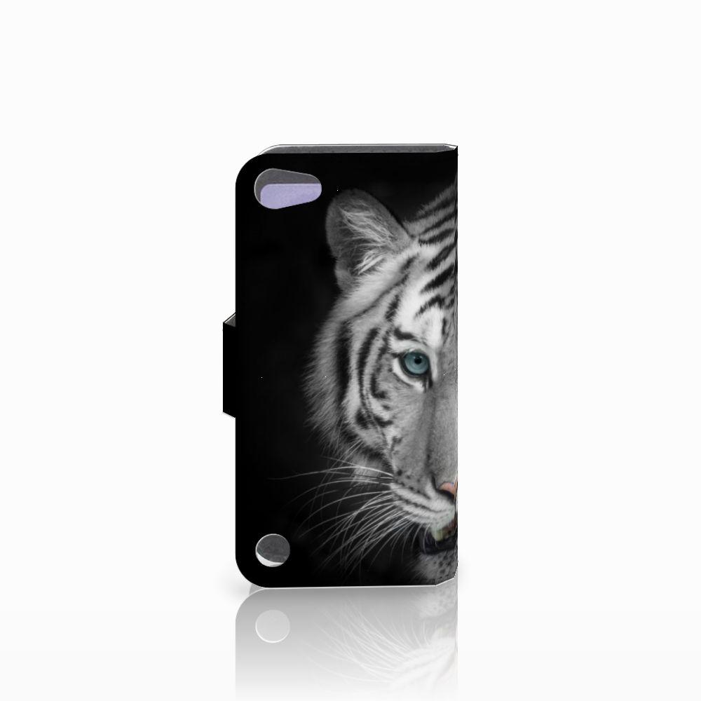 Apple iPod Touch 5   6   iPod (2019) Telefoonhoesje met Pasjes Tijger