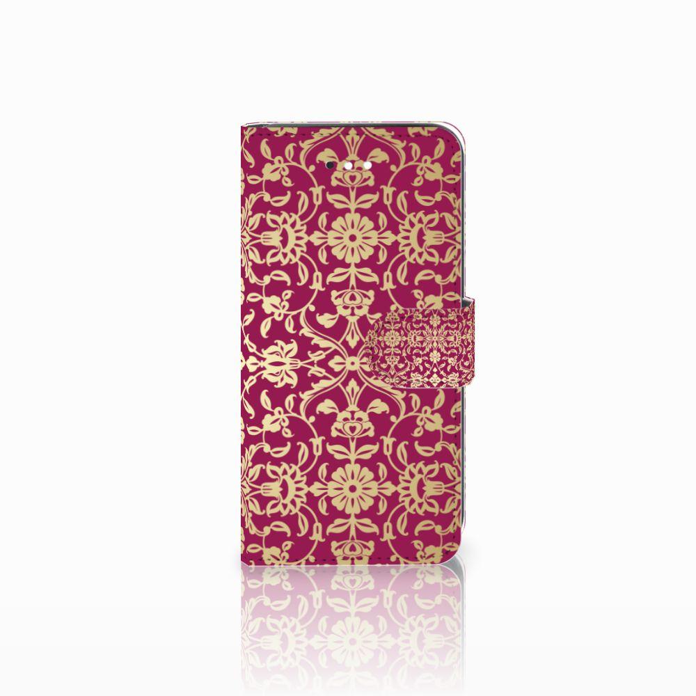 LG K11 Boekhoesje Design Barok Pink