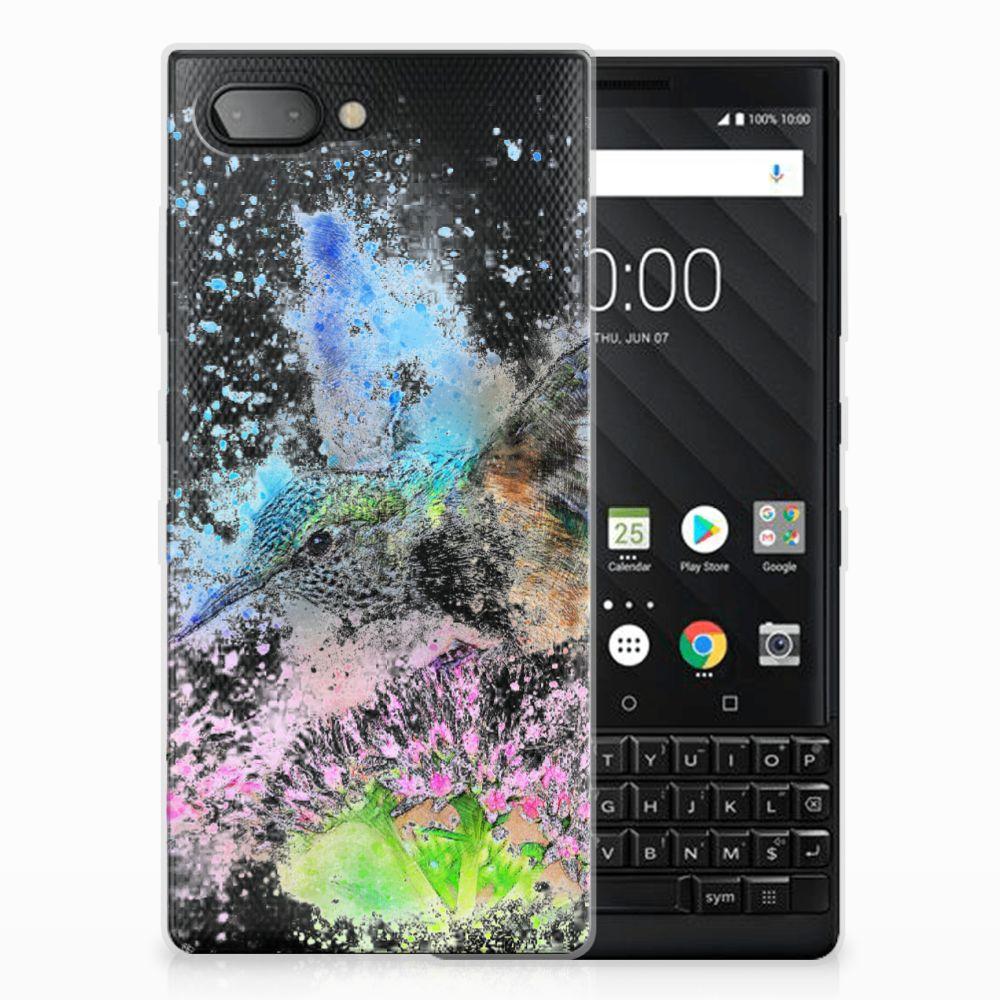 Hoesje maken BlackBerry Key2 Vogel