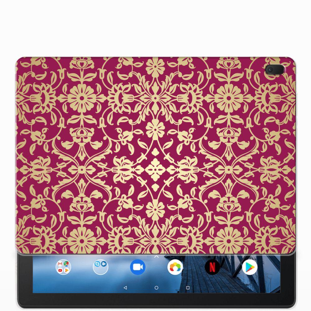 TPU Case Lenovo Tab E10 Barok Pink