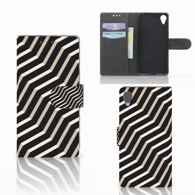Sony Xperia X Performance Bookcase Illusion