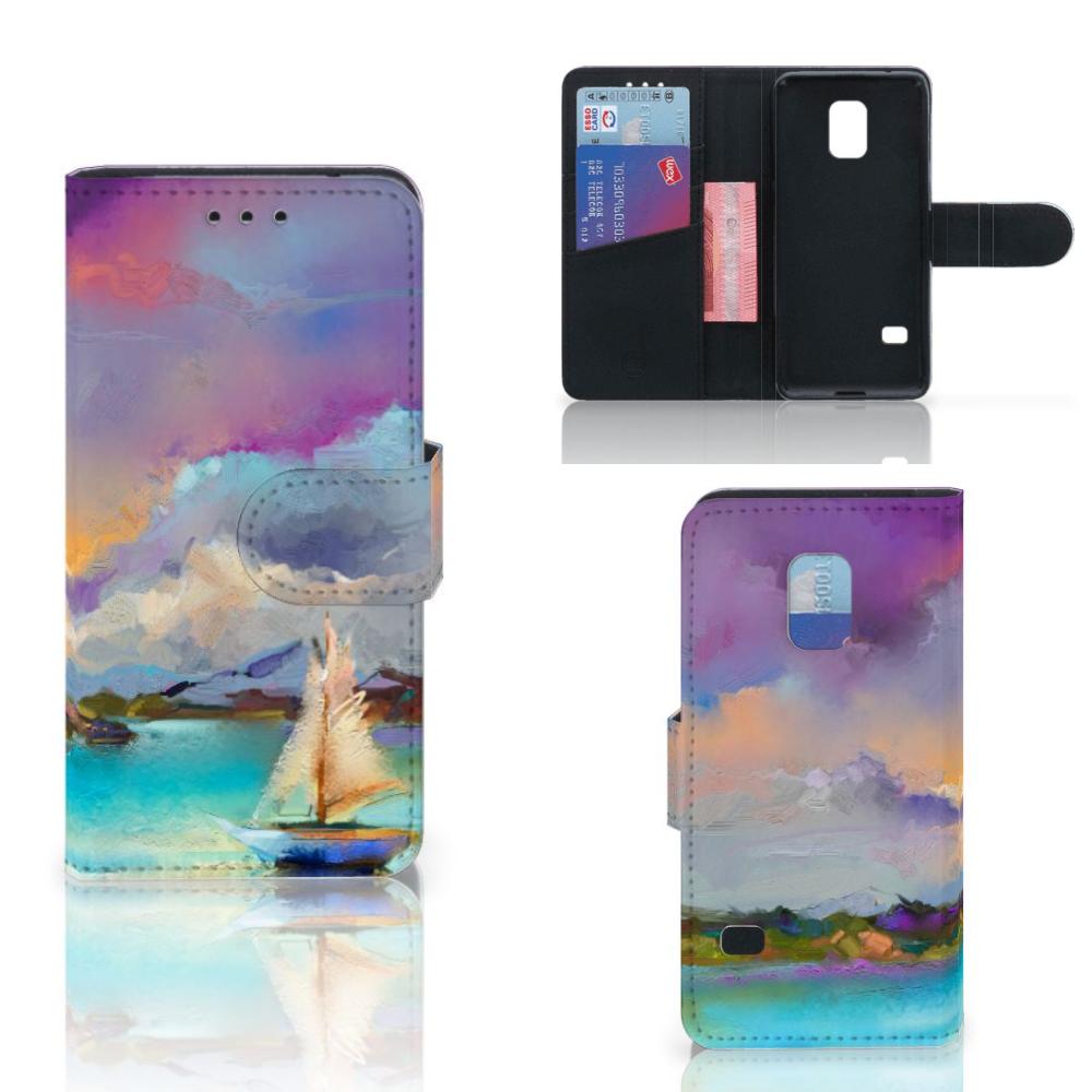 Hoesje Samsung Galaxy S5 Mini Boat