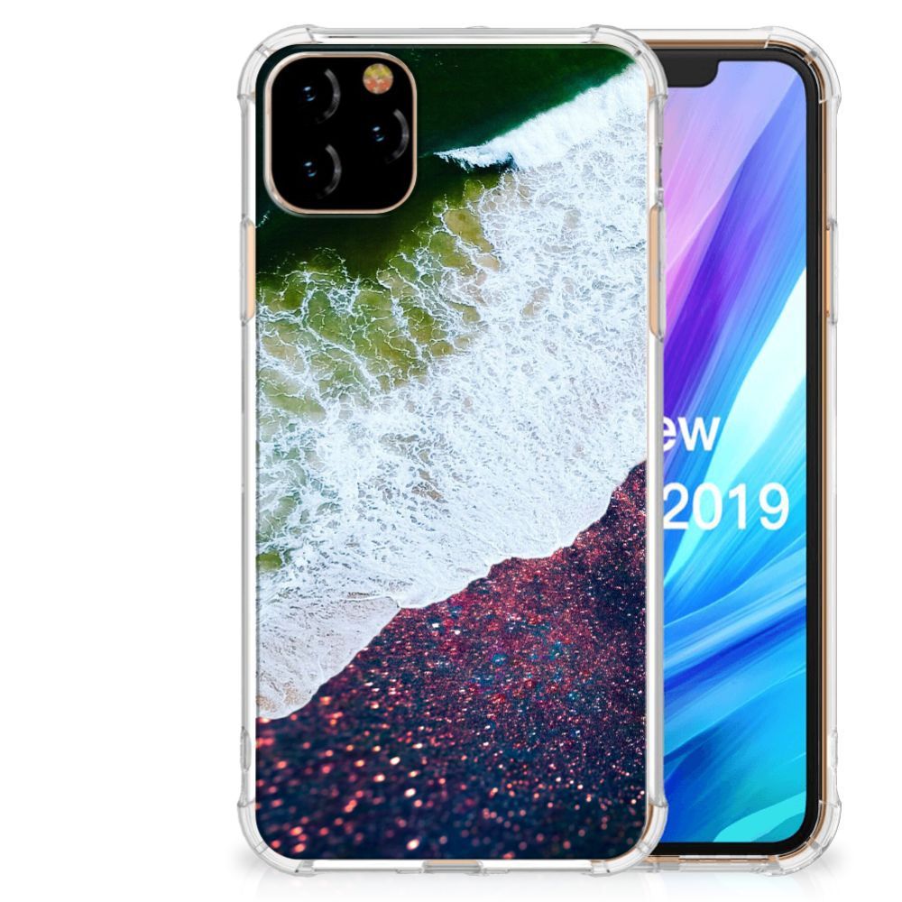 Apple iPhone 11 Pro Max Shockproof Case Sea in Space