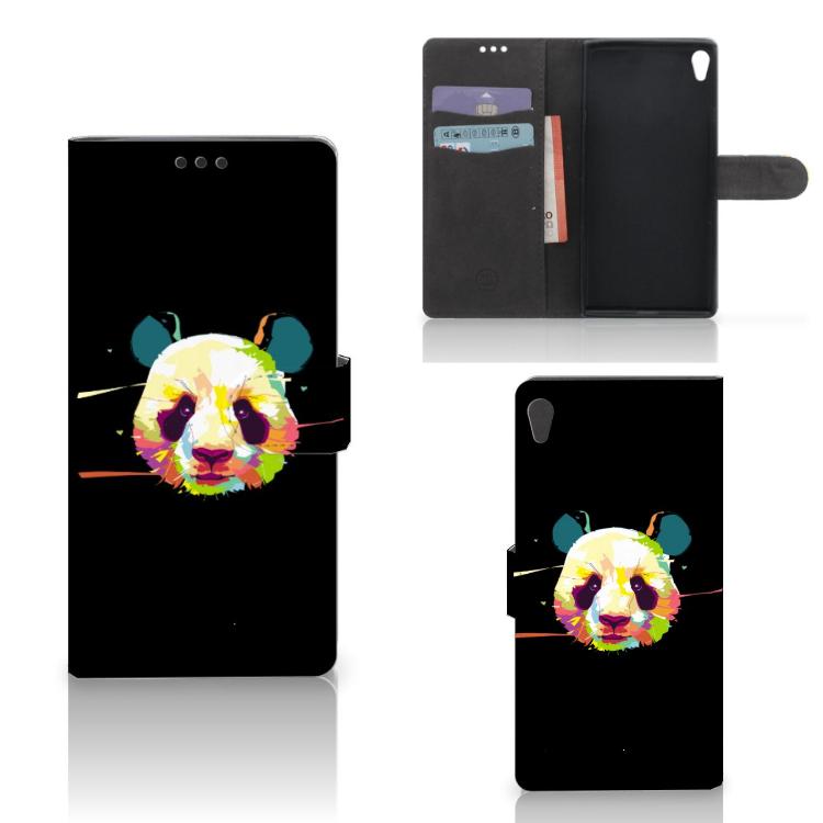 Sony Xperia XA Ultra Leuk Hoesje Panda Color