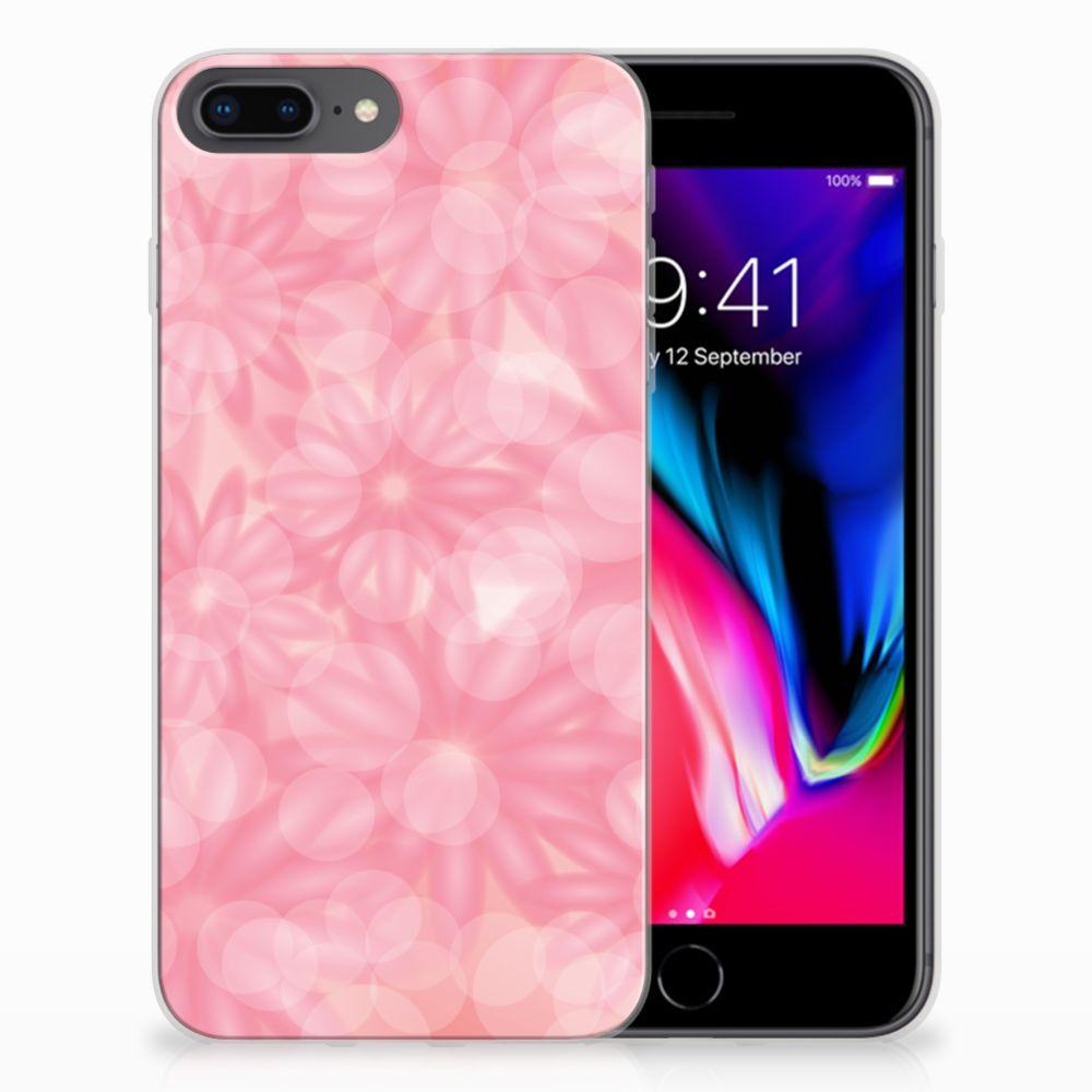 Apple iPhone 7 Plus | 8 Plus TPU Case Spring Flowers