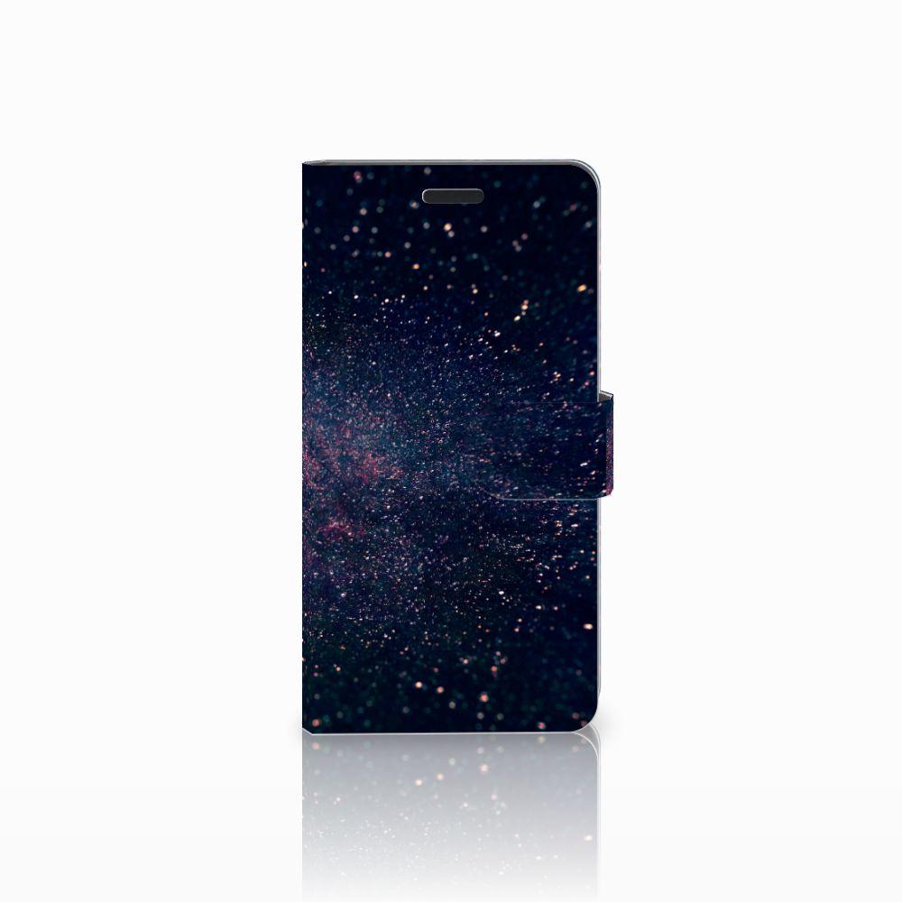 Samsung Galaxy A7 2015 Boekhoesje Design Stars