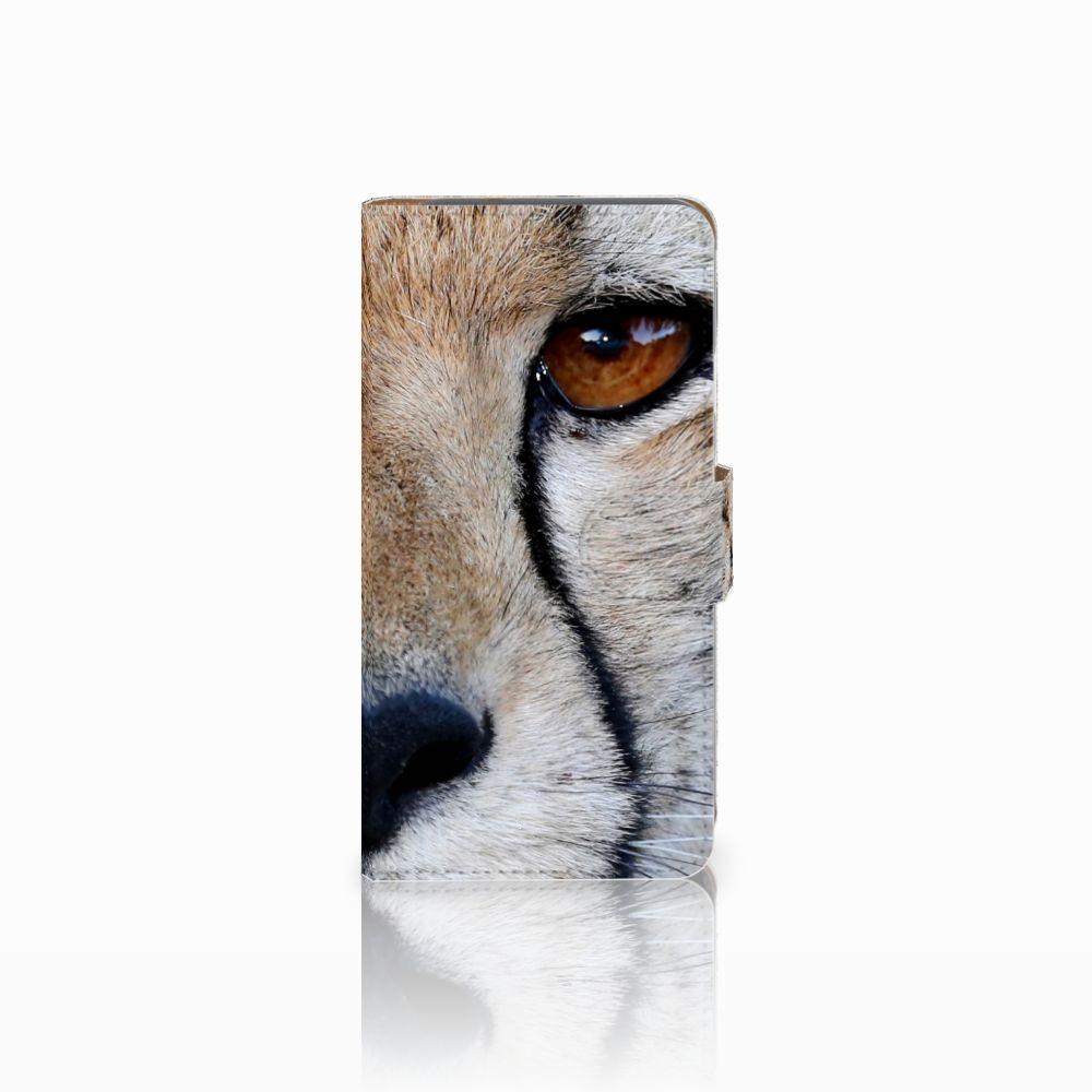 Google Pixel Telefoonhoesje met Pasjes Cheetah