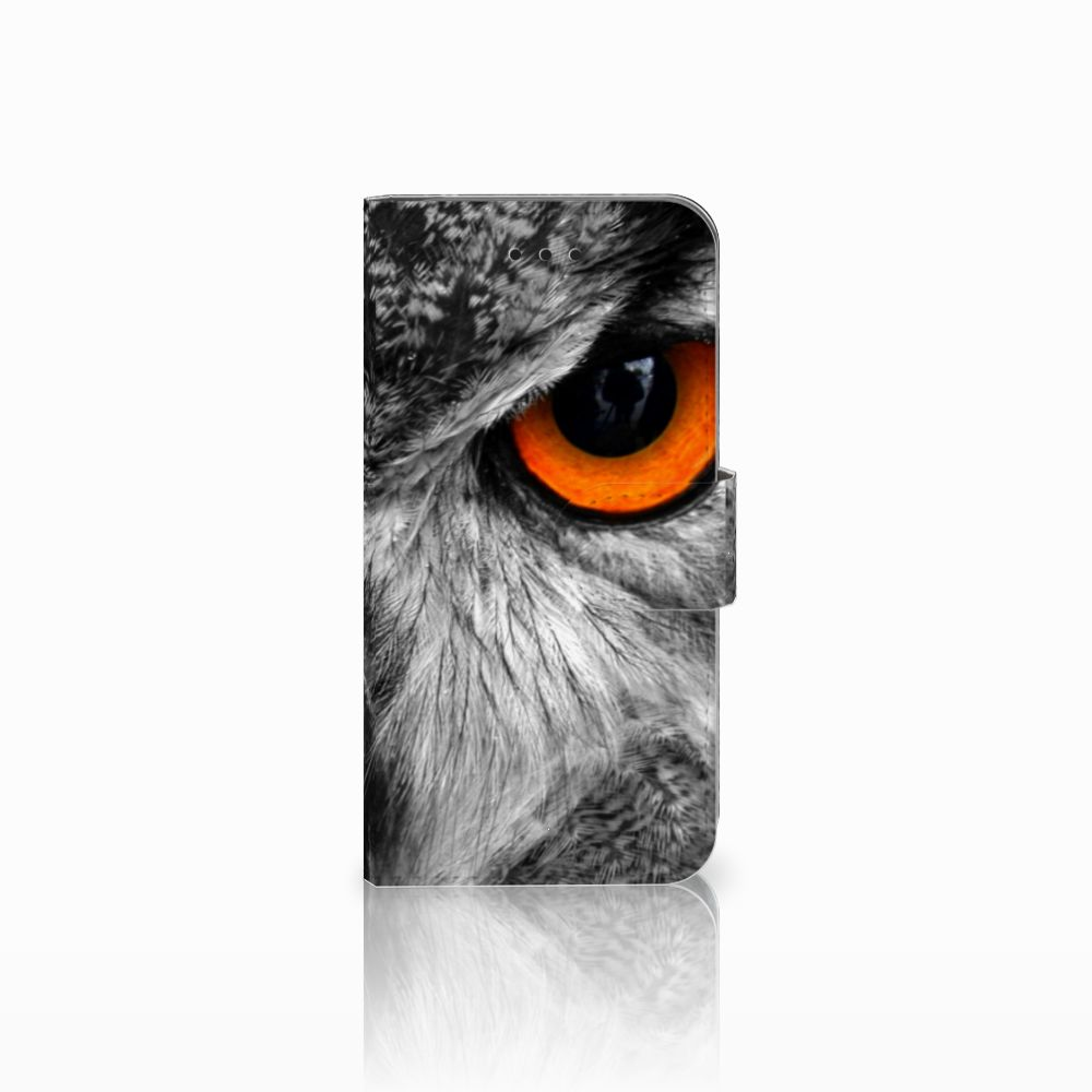 Apple iPhone X | Xs Boekhoesje Design Uil
