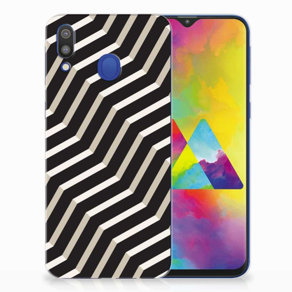 Samsung Galaxy M20 (Power) TPU Hoesje Illusion