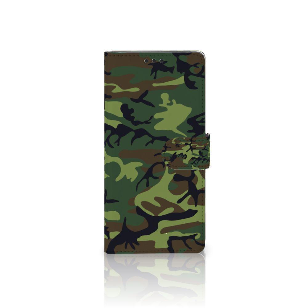 Sony Xperia XA Ultra Boekhoesje Design Army Dark