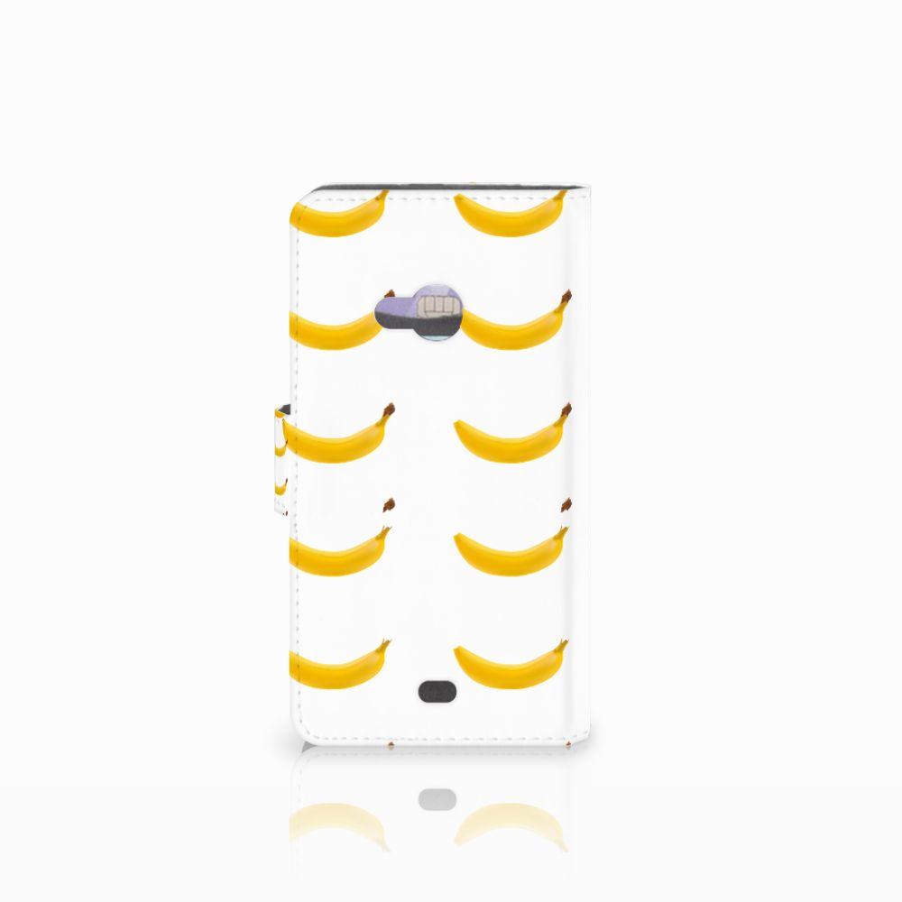 Microsoft Lumia 535 Book Cover Banana