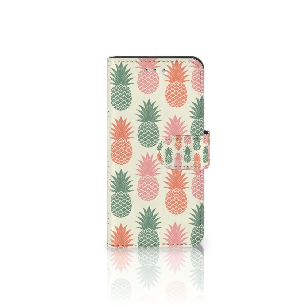 Samsung Galaxy S6 | S6 Duos Boekhoesje Design Ananas
