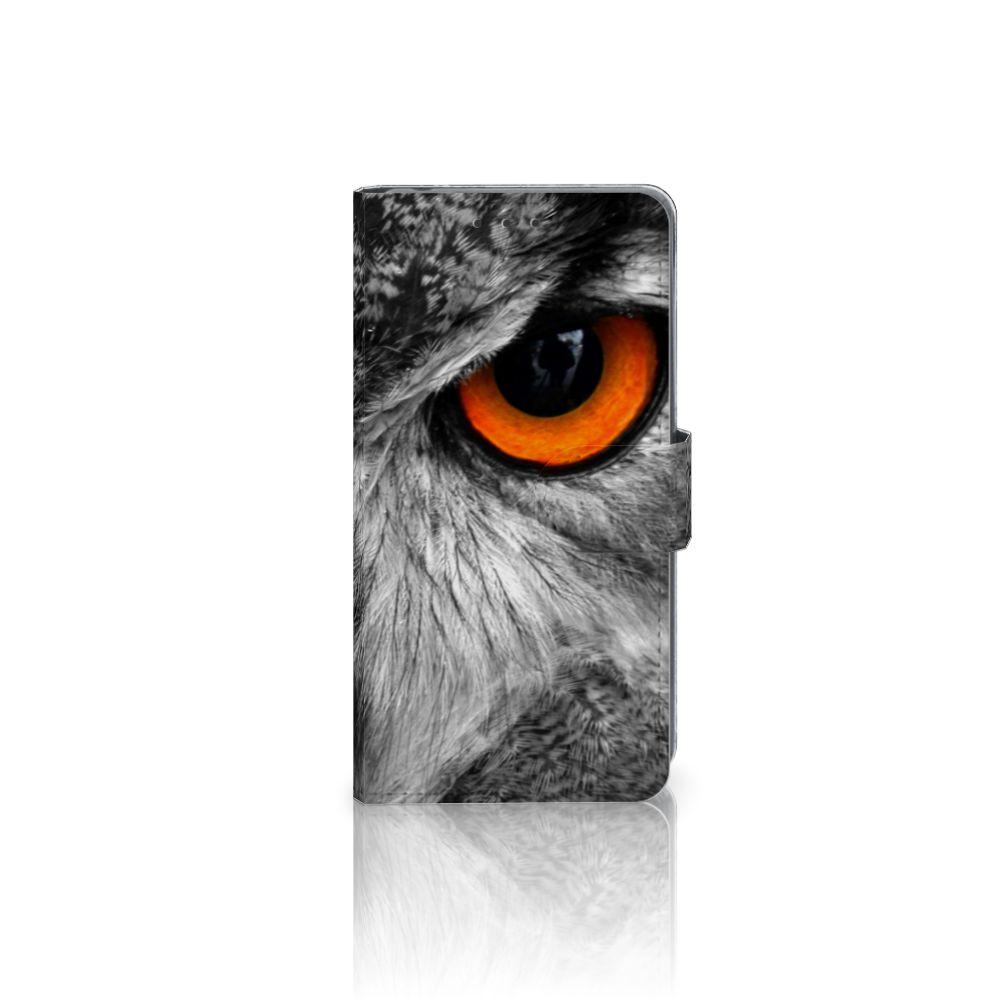 Sony Xperia Z2 Boekhoesje Design Uil