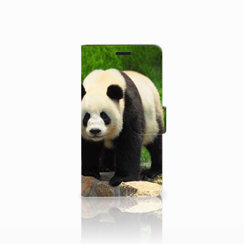 Sony Xperia T3 Boekhoesje Design Panda