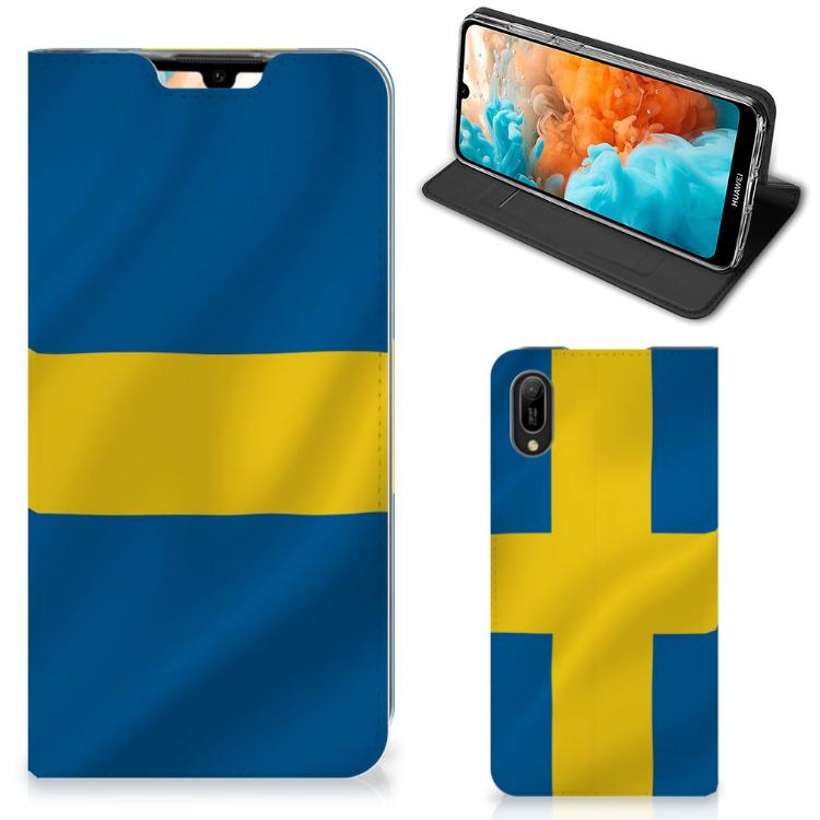 Huawei Y6 2019 Standcase Zweden