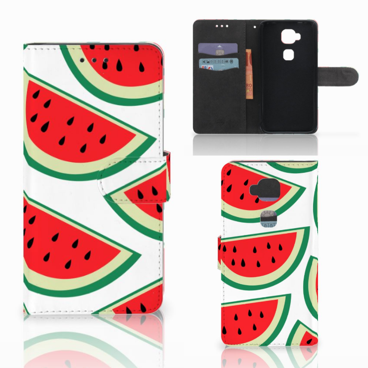 Huawei G8 Book Cover Watermelons